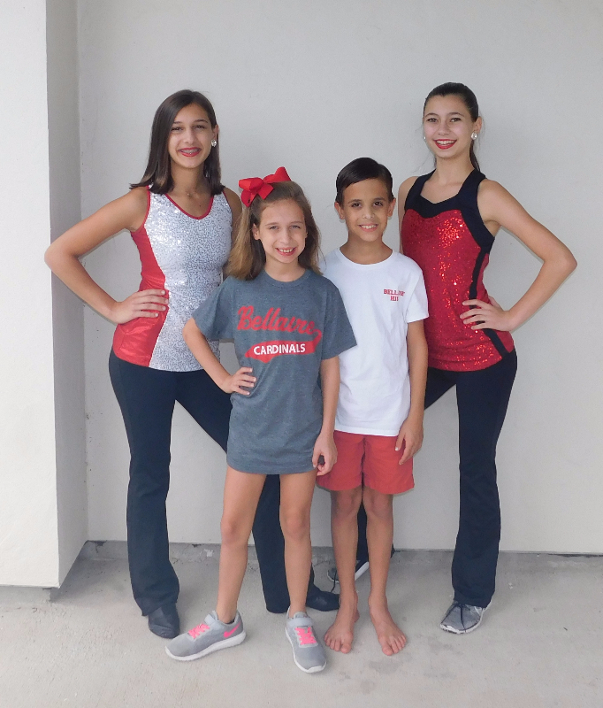Fall Dance Clinic @ Bellaire High School Cafeteria